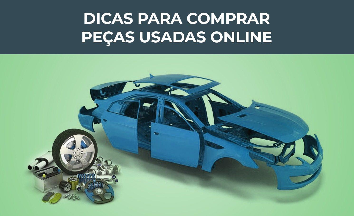 Compra Segura de Peças Auto Usadas Online